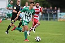 Sokol Hostouň - Povltavská FA 1:0 (0:0), ČFL, 29. 8. 2021