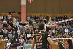 Kladno volejbal cz - Brno 3:1, Volejbal Uniqua extraliga, 4. 11. 2017