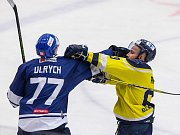 Kladno - Ústí 6:2, druhý zápas se Rytířům povedl. Ulrych a Husák se nemusí.