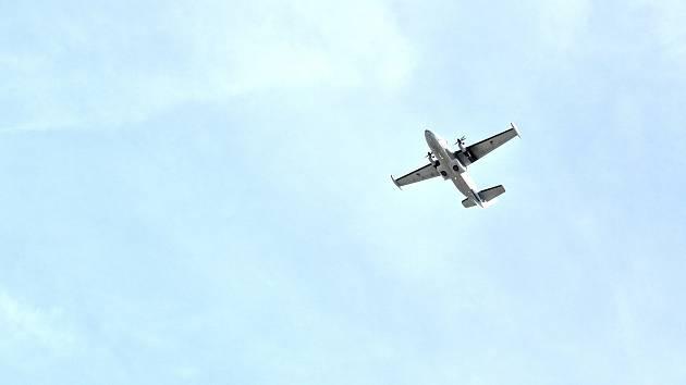 Ilustrační foto - letadlo
