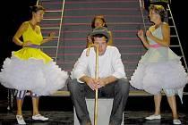 Prvním představením ve zrekonstruovaném divadle Lampion bylo Kráska a netvor.