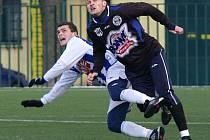 SK Kladno - Zenit Čáslav 1:0 (0:0), přípravné utkání