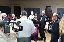 2. obecní společenský ples v Knovízi.