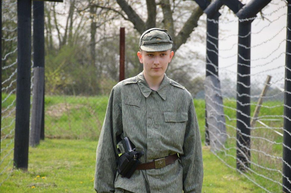 Parta z Vojenského skanzenu Smečno nezahálí, pro návštěvníky chystá novinky.