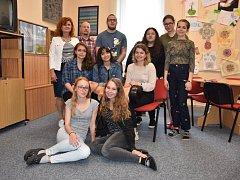 Kladenská zdravotnická škola hostila návštěvu z Norimberku.