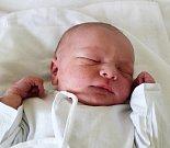 JAN HOTOVÝ, SRBEČ. Narodil se 20. dubna 2017. Váha 3,29 kg, míra 50 cm. Rodiče jsou Lucie Eberlová a David Hotový (porodnice Kladno).