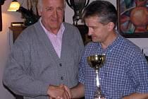 Libušínský Milan Drahoš vyrovnal na Stochově na konečných 2:2.