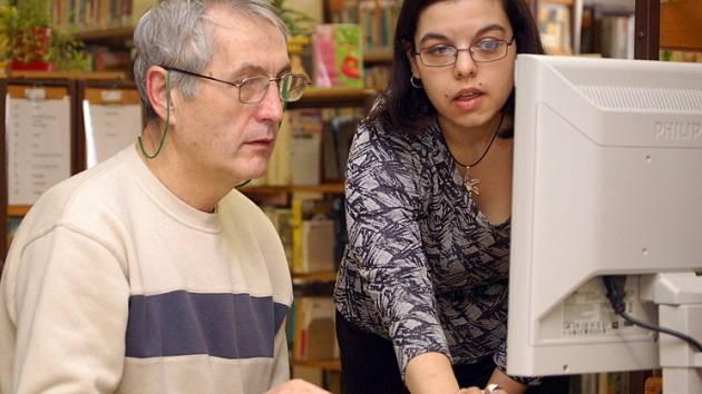 V rámci týdne knihoven se návštěvníci SVK budou moci seznámit s nabídkou poskytovaných služeb.