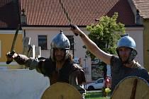 Keltové z Vousova kmene se usadili ve Slaném.