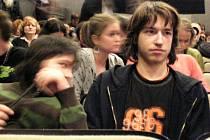 Filmový festival Klapka přilákal zejména mladší diváky.