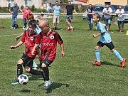 Finálový turnaj Okresní soutěže mladších přípravek 16. 6. 2018 (Dobrovíz)