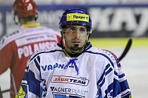 Jiří Zeman // HC Vagnerplast Kladno - HC Oceláři Třinec 1-3, O2  ELH 2010/11, hráno 31.10.2010