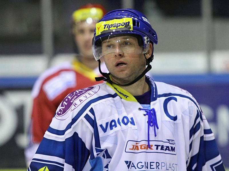 Pavel Patera // HC Vagnerplast Kladno - HC Oceláři Třinec 1-3, O2  ELH 2010/11, hráno 31.10.2010