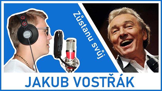 Jakub Vostřák - Zůstanu svůj.