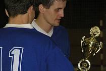 JEN Z TRIBUN. Kladenští futsalisté se mohou na elitní ruské týmy jen koukat. Včetně Davida Müllera.