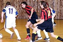 Okresní futsalové soutěže začaly.