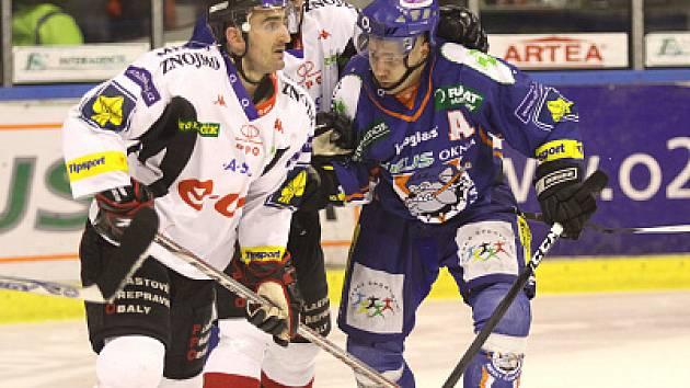 HC Kladno - Znojmo 5:1 , 4.kolo skupiny o udržení Gambrinus ligy 2008/9, 3.3.2009