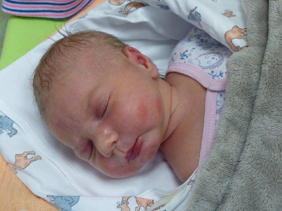 Anna Soukalová se narodila 4. ledna 2021 v kolínské porodnici, vážila 3410 g a měřila 49 cm. V Radimi se z ní těší maminka Kristýna a tatínek David.