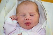 KAROLÍNKA NAVRÁTILOVÁ, POZDEŇ. Narodila se 31. prosince 2019. Po porodu vážila 3,2 kg a měřila 48 cm. Rodiče jsou Lenka Navrátilová a Michal Chaloupka. (porodnice Slaný)
