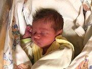 LIBOR SCHOŘÁLEK, PŘELÍC. Narodil se 30. prosince 2018. Po porodu vážil 3 kg a měřil 48 cm. Rodiče jsou Šárka Pochobradská a Libor Schořálek. (porodnice Slaný)