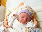 ADÉLA PROCHÁZKOVÁ, POSTOLOPRTY. Narodila se 1. ledna 2018. Po porodu vážila 3,26 kg a měřila 51 cm. Rodiče jsou Pavlína Sémová a Tomáš Procházka. (porodnice Slaný)