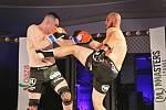 První galavečer MMAsters League® se odehrál v kladenském obchodním centru Oaza. Zápas o krále Kladna: Michal Vacek a Jan Tóth.