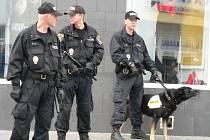 Strážníci Městské policie Kladno.