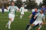 Sokol Hostouň - FK Kralův Dvůr 2:1, FORTUNA:ČFL, 20. 10. 2019