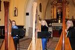 Harfový koncert Modlitba za vodu.