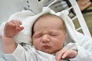 JAKUB HANKE, KLADNO. Narodil se 12. března 2018. Po porodu vážil 3,67 kg a měřil 51 cm. Rodiče jsou Petra Hanková a Lukáš Hanke. (porodnice Kladno)