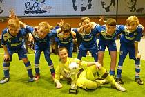 Žáci SK Kladno skvěle reprezentovali klub na turnaji v Berlíně.