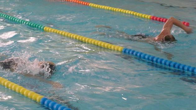 Sedm plavců  denně trénovalo v posilovně místního zimního stadionu a v prostorách krytého slánského bazénu. Pro vrcholové sportovce nebyl  problém i s handicapam  plavat dvě hodiny v kuse.
