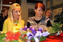 O výrobky klientů nadačního fondu Slunce byl mezi zaměstnanci vodáren velký zájem. Na dobročinné účely jejich koupí přispěli částkou jedenáct tisíc korun.