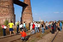 Kladno chce přilákat turisty na indutriální památky, tahákem je vápenka.