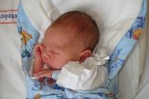 Vojtěch Tokár, Kladno. Narodil se 5. září 2012. Váha 2 900 g, míra 48 cm. Rodiče jsou Tereza Pavlíková a René Tokár. (porodnice Kladno)