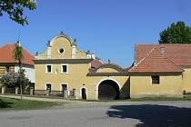 Národopisné muzeum v Třebízi.