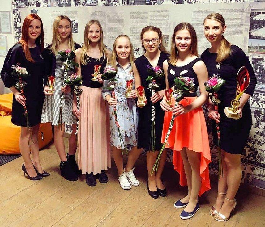 Vyhlášení nejlepších sportovců Kladenska za rok 2018. Sport Academy Kladno
