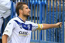 Tomáš Procházka // ČFL: Kladno si poradilo s Hlavicí 2:1, hráno 22. 9. 2012