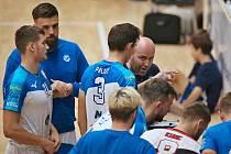 Kladno - Brno 3:1, Extraliga volejbalu, Kladno, 26. 9. 2020