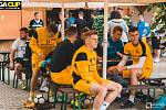 V pořadí již devatenáctý mezinárodní turnaj PragaCup v malém fotbale se uskutečnil v sobotu 22. června v Praze v areálu FC Přední Kopanina. Zvítězil tým Mostu