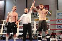 Jan Homolka se právě stal vítězem své kategorie