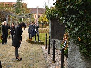 Vznik samostatného Československa si připomněli také v Kladně
