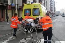 Podle mluvčí středočeské záchranné služby však kladenští záchranáři již dlouho nevyjížděli na pomoc nikomu, kdo by se pokusil vzít si život.
