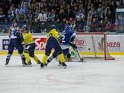 Kladno - Ústí, 2. zápas play off. Gól Kloze na 2:0