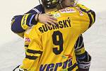 Rytíři Kladno - HC VERVA Litvínov, 38. kolo ELH 2012-13, 8.1.13