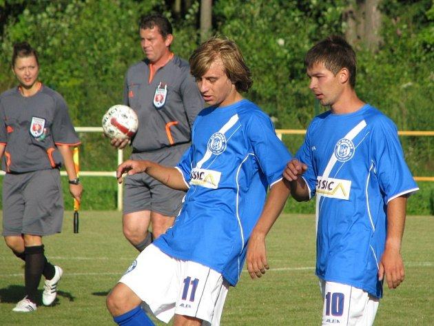 SK Kladno - Dynamo České Budějovice.