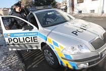 Policisté dopadli pachatele bleskově