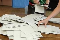 Sčítání senátorských hlasů