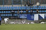 SK dnes zvítězilo a důvod k radosti je velký //  SK Kladno - Králův Dvůr  2:1 (0:1) , utkání 16 k. CFL. ligy 2011/12, hráno 26.11.2011