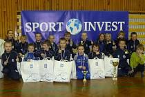 Sport Invest Cup, vítězové z SK Kladno